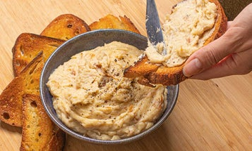 The First 'Fish' in This Year's Feast Is a Creamy Appetizer