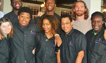 Cafe Hope is Giving New Orleans Youth a Chance at a Culinary Future