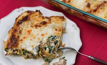 If You Like Lasagna, You'll Love Crespelle