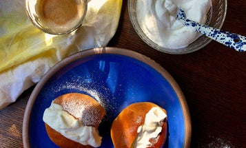 Maritozzi: The Age-Old Roman Breakfast Pastry That's Easily Made at Home