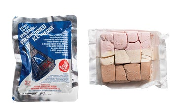 Remember Astronaut Ice Cream?