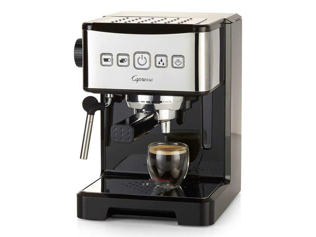 Capresso ® Ultima Pro Pump Espresso Machine