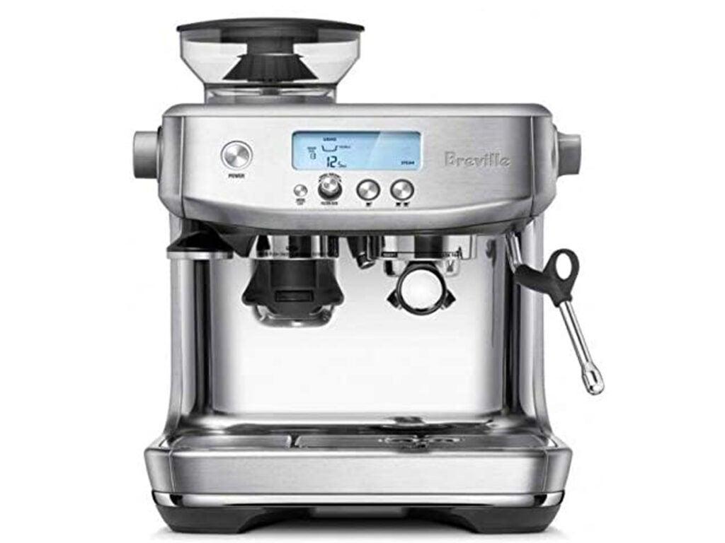 Breville Barista Pro Espresso Machine, Brushed Stainless Steel
