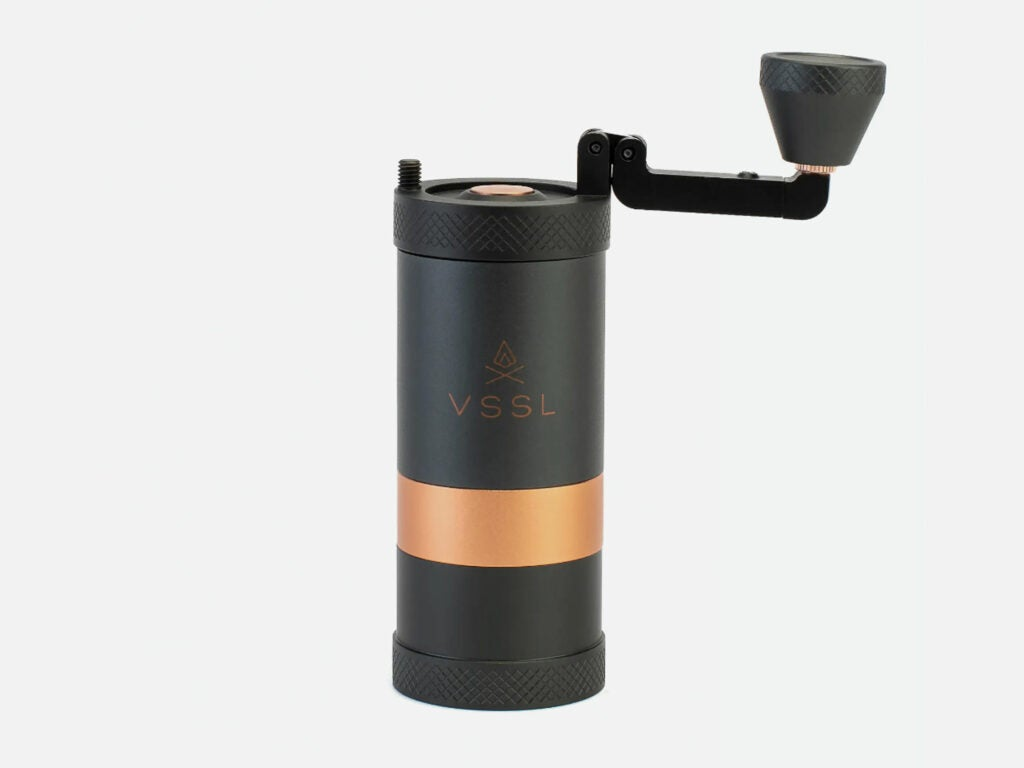 VSSL Java Handheld Coffee Grinder