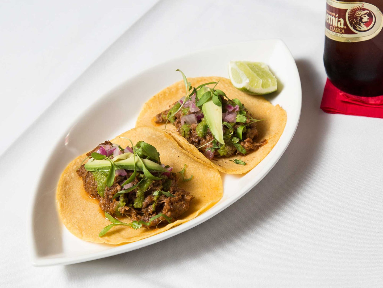 Brisket Tacos