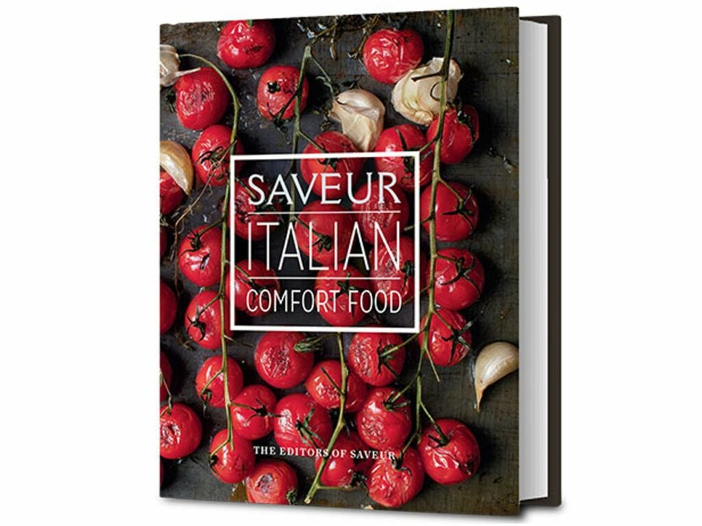 Home-Style Italian Cooking Saveur cookbook