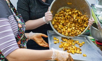 How a Farm-to-Cafeteria Lunch Program is Surviving the Pandemic