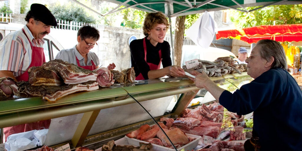 How Learning to Butcher in France Made Me Rediscover Myself