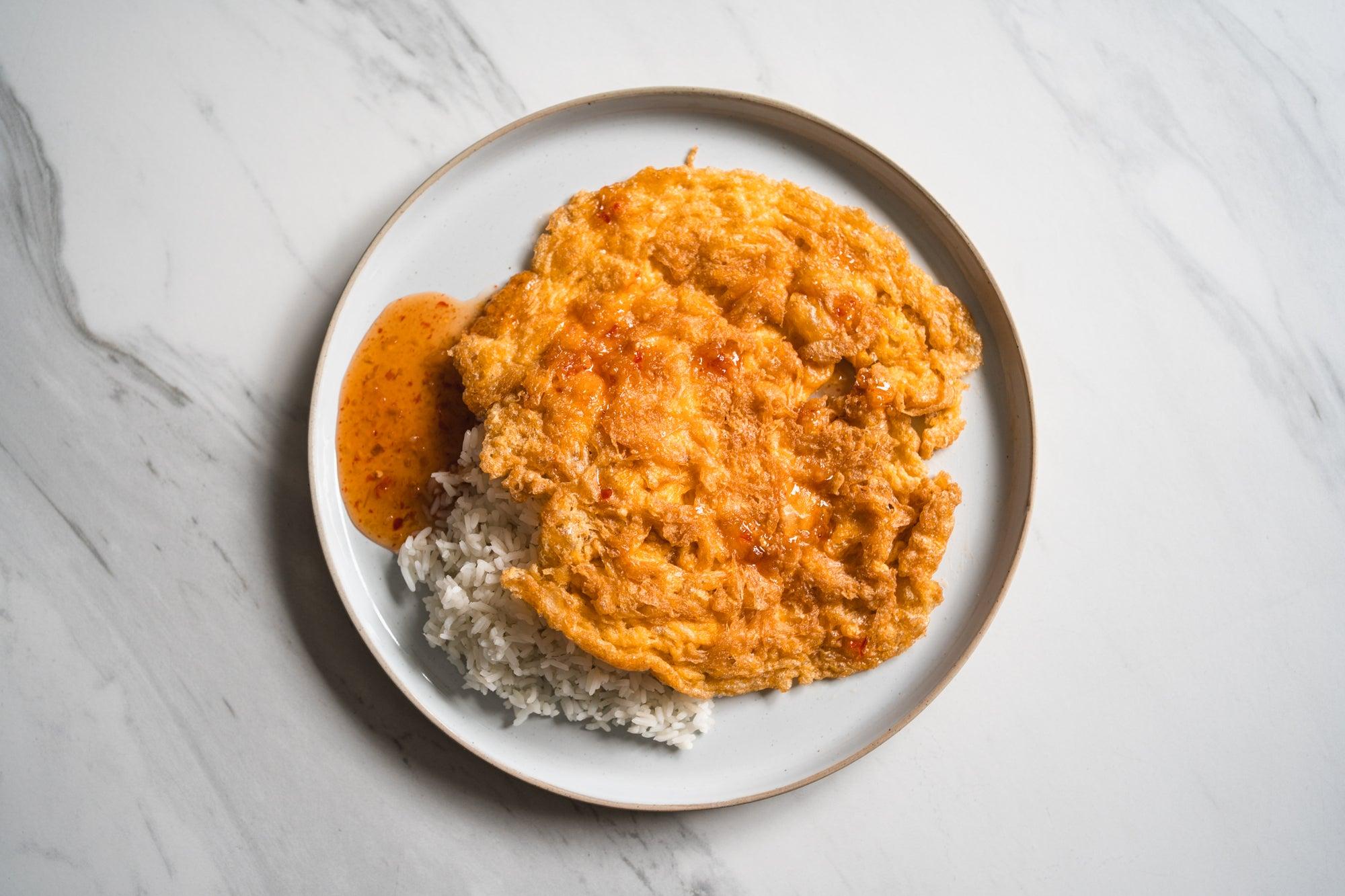 Kai Jeow Thai Omelette