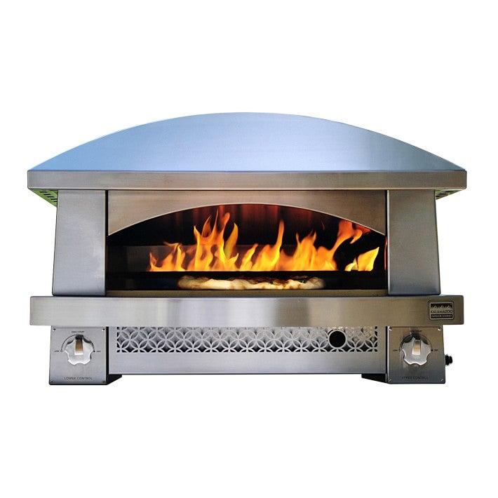 UPGRADE PICK: Kalamazoo Artisan Fire Outdoor Pizza Oven