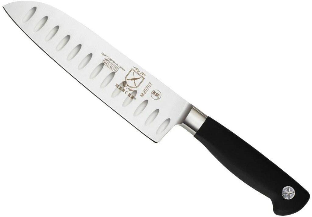 Mercer Culinary Genesis 7-Inch Santoku Knife