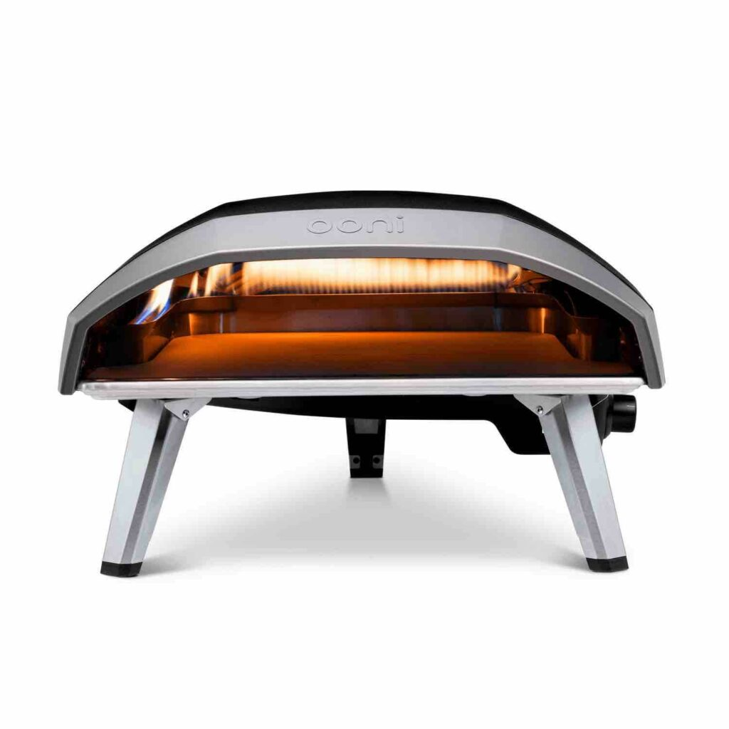 BEST OVERALL: Ooni Koda 16 Gas Powered Pizza Oven