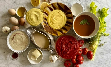 The Mothers of All French Sauces
