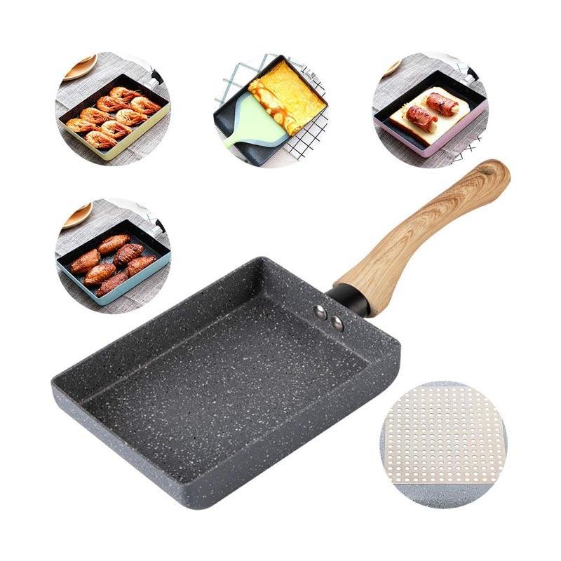 The Best Omelette Pan Option IBBM Tamagoyaki Japanese Omelette Pan