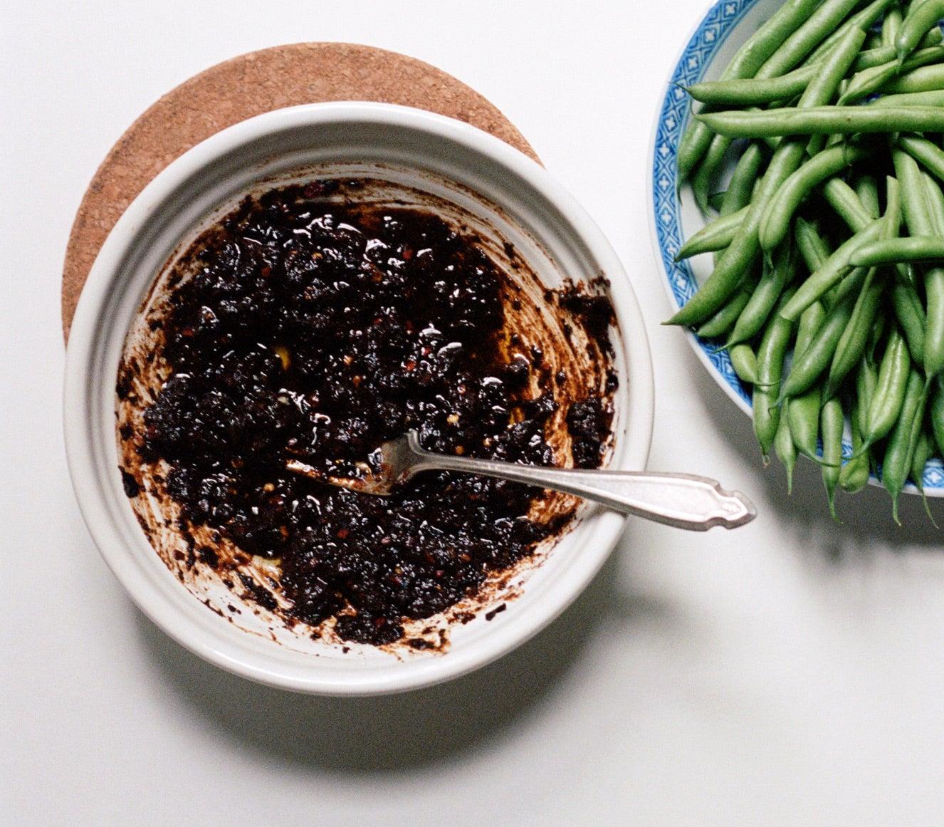 Fermented Black Bean Sauce
