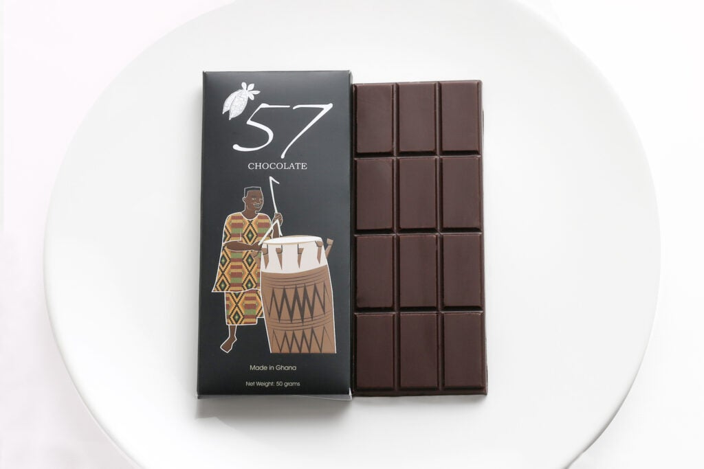 75% Dark Chocolate Bar