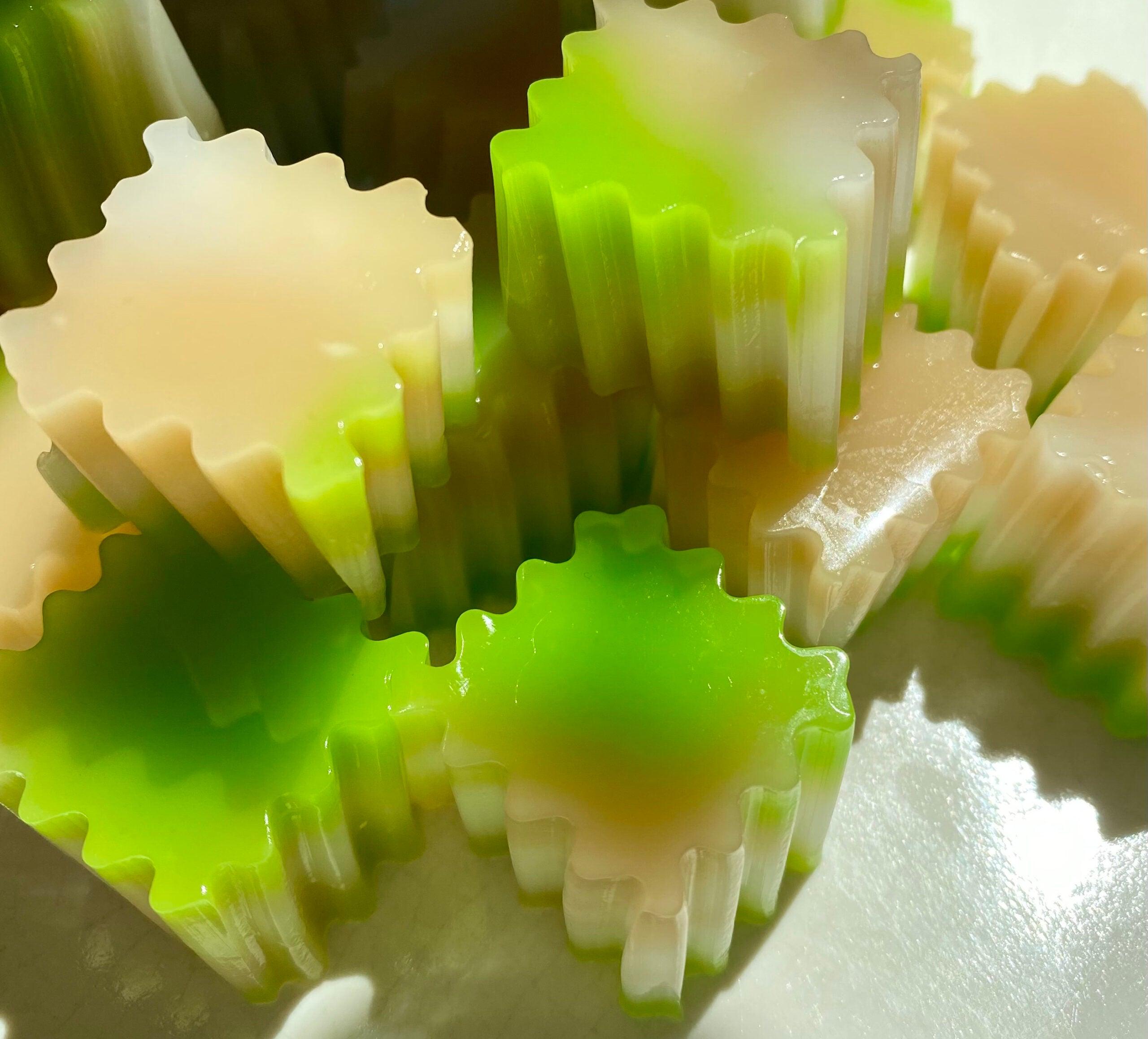 Pandan Jelly Candies