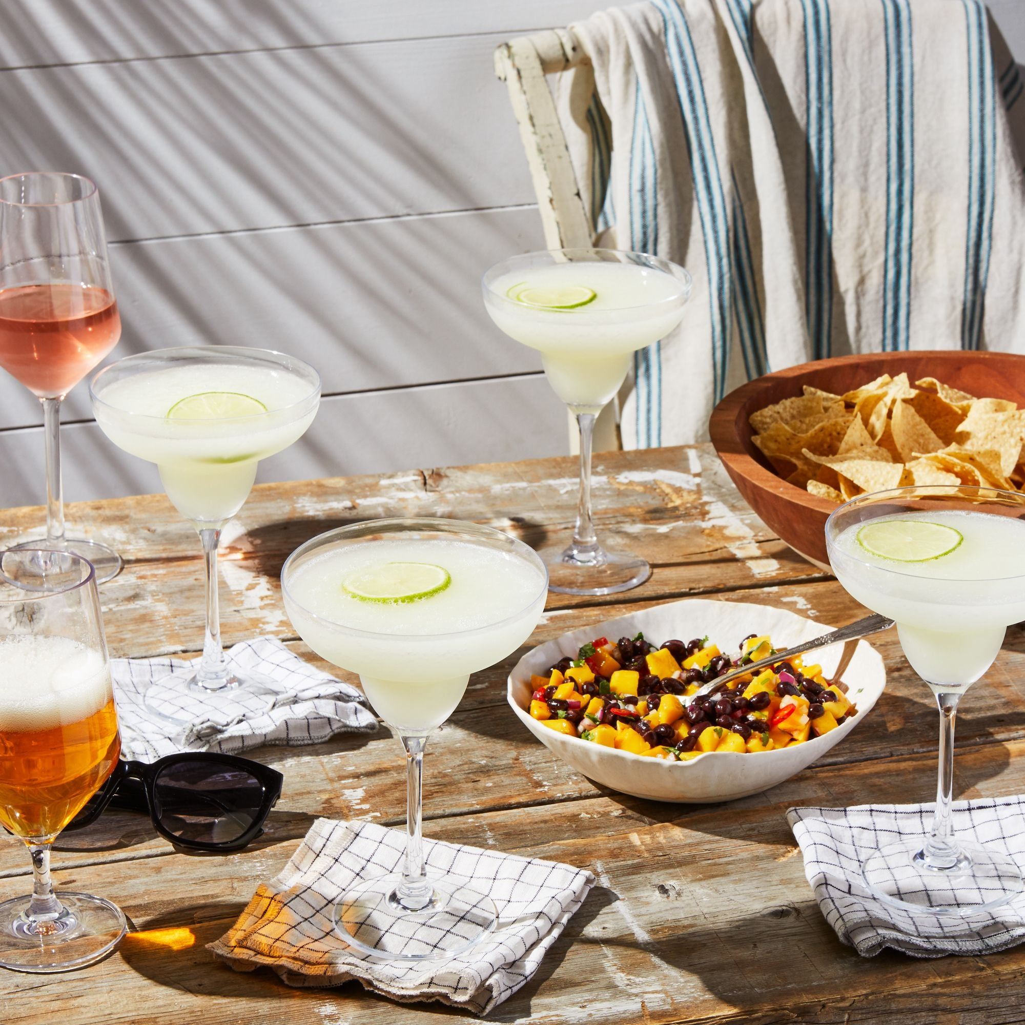The Best Plastic Wine Glasses For Stress-Free Sipping