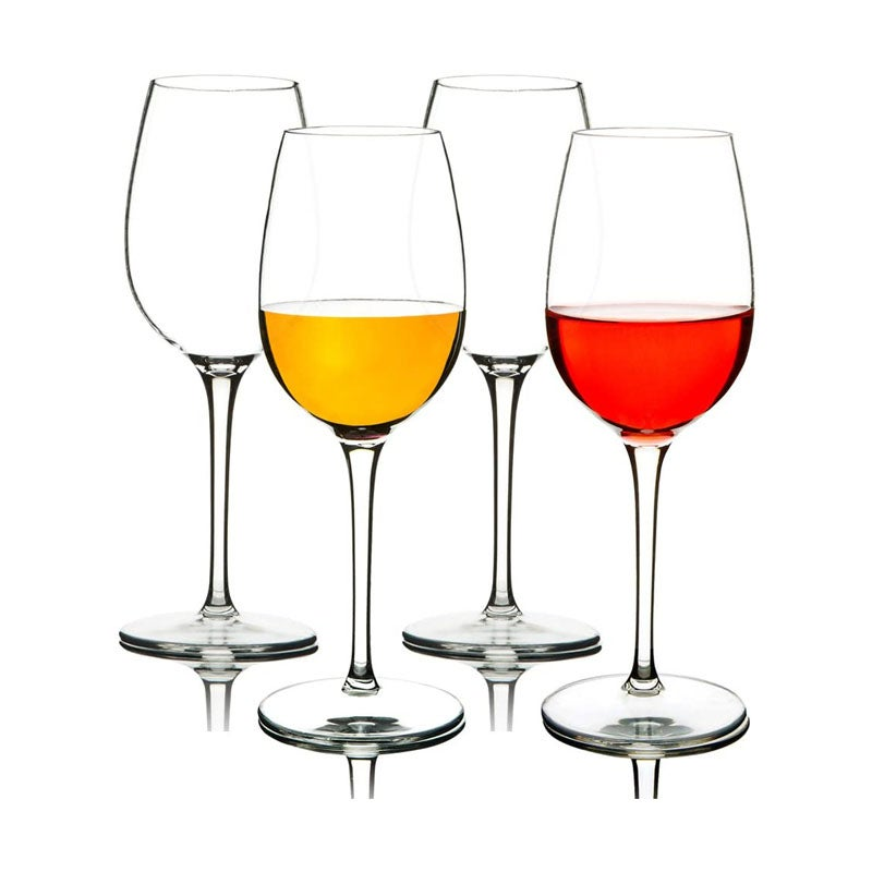 he Best Plastic Wine Glasses Option Michley Unbreakable Tritan Shatterproof Wine Goblets