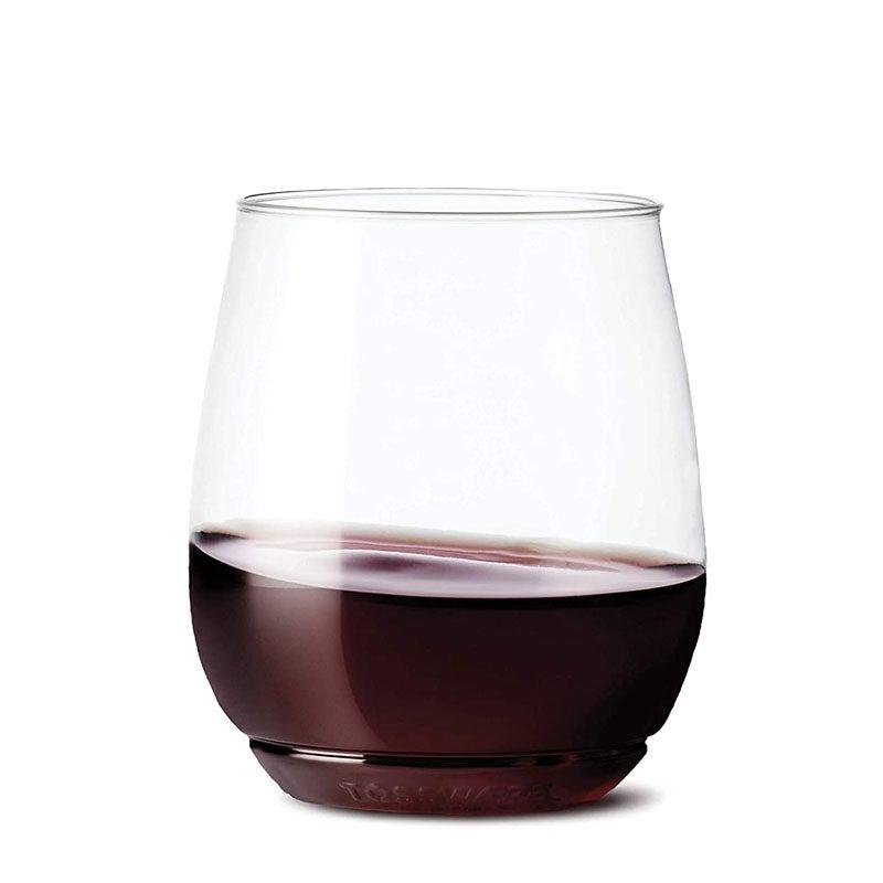 he Best Plastic Wine Glasses Option Tossware Pop Plastic Wine Glasses