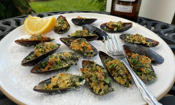 This Is What Your Mussels Have Been Missing