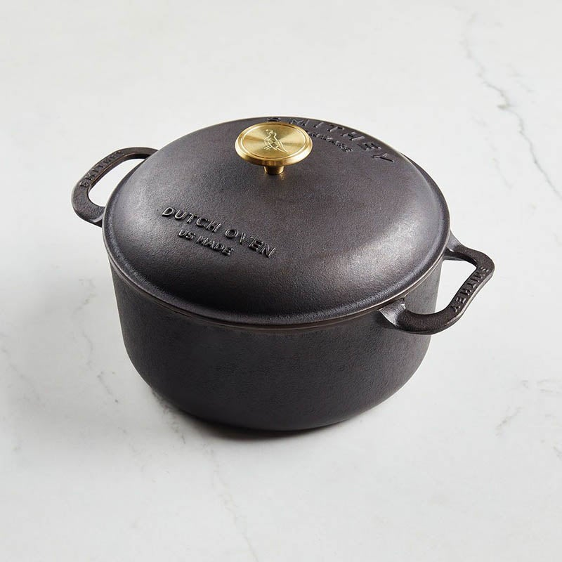 The Best Dutch Oven Option Smithey Dutch Oven