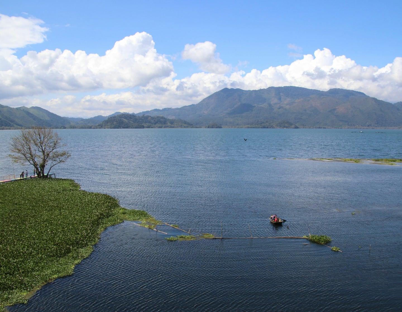 Honduran lake by Getty Images