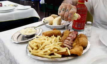 In Buenos Aires, No Dish Is As Audacious As La Suprema Maryland