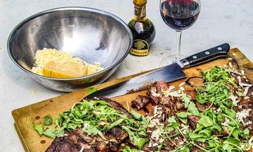 You Call It Balsamic Vinegar. In Emilia-Romagna, It's Black Gold.