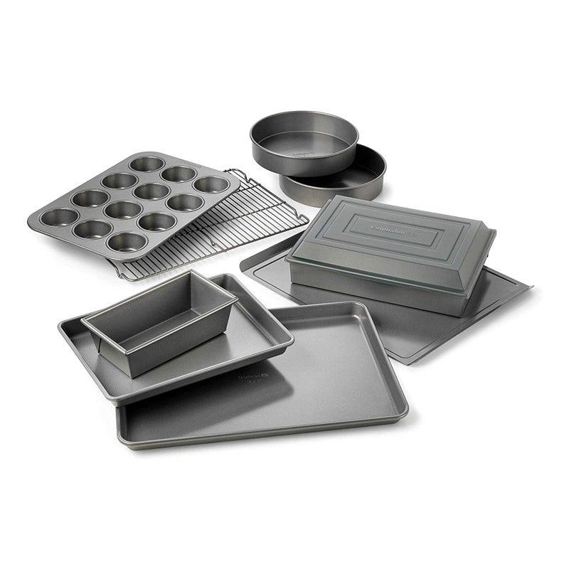 The Best Baking Pans Option Calphalon Nonstick Bakeware 10-Piece Set