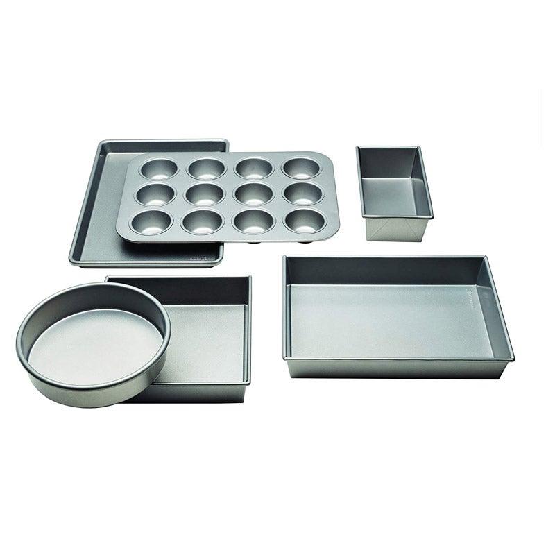 The Best Baking Pans Option Chicago Metallic Commercial II Nonstick 6-Piece Bakeware Set
