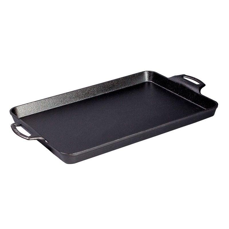 The Best Baking Pans Option Lodge Seasoned Cast Iron Baking Pan