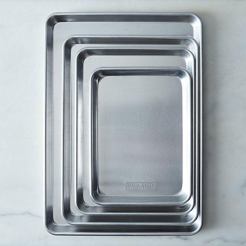 The Best Baking Pans Option Nordic Ware Natural Aluminum Baking Sheet