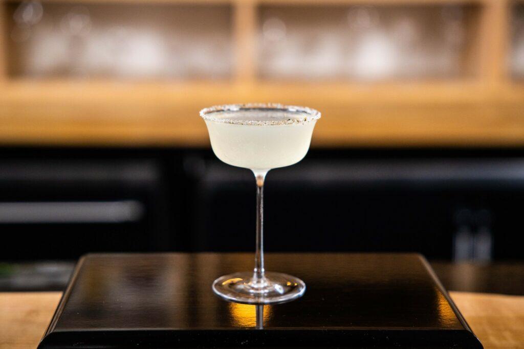 Genmai Sour Suntory Haku Vodka by Elliot Clark