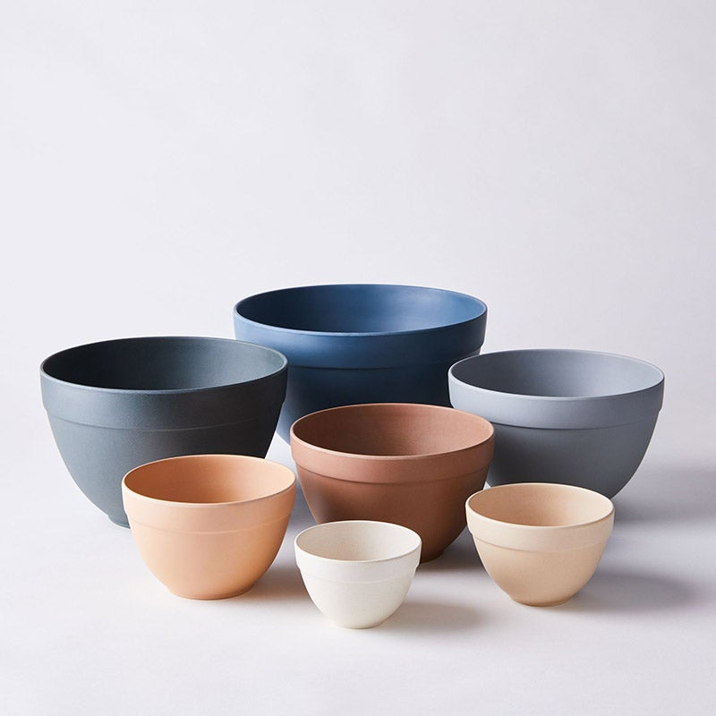 The Best Mixing Bowl Option Bamboozle Bamboo 7-Piece Nesting Bowl Set