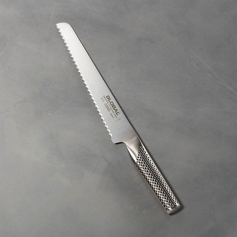 Best Bread Knives Option Global Classic Bread Knife