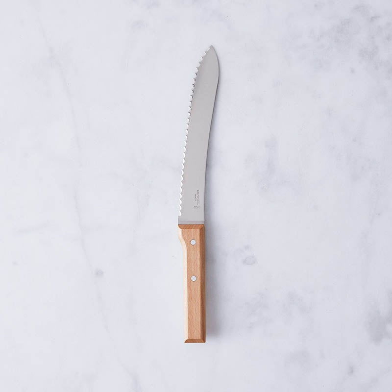 Best Bread Knives Option Opinel Curved Bread Knife