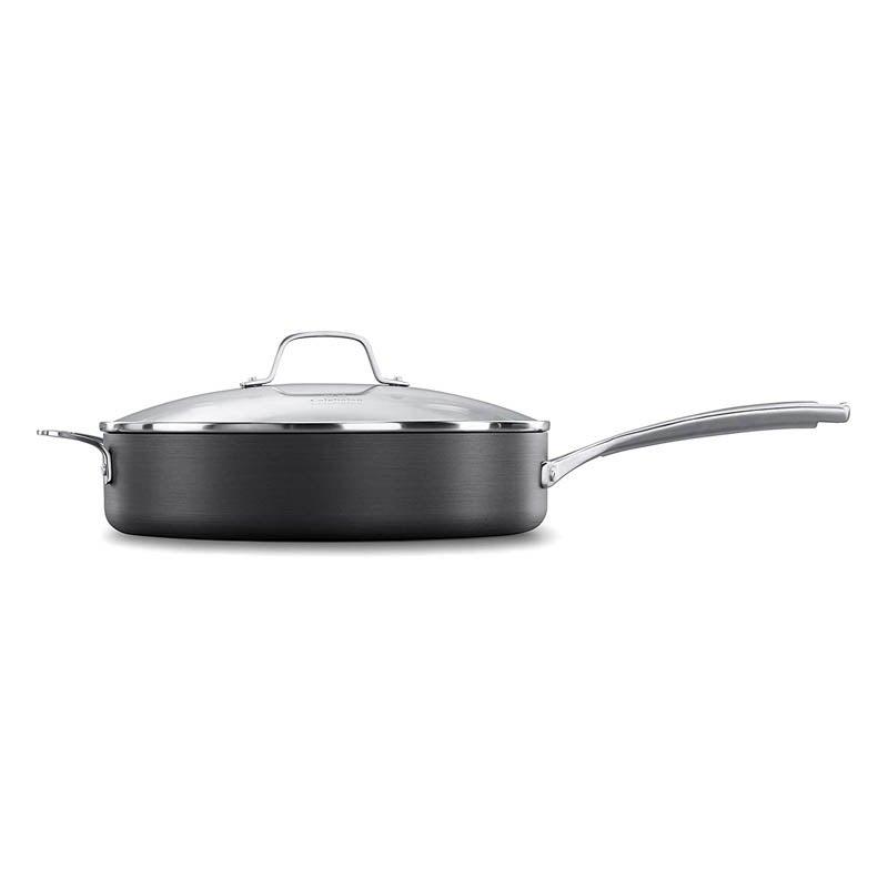 The Best Saute Pans Option Calphalon Classic Nonstick Saute Pan