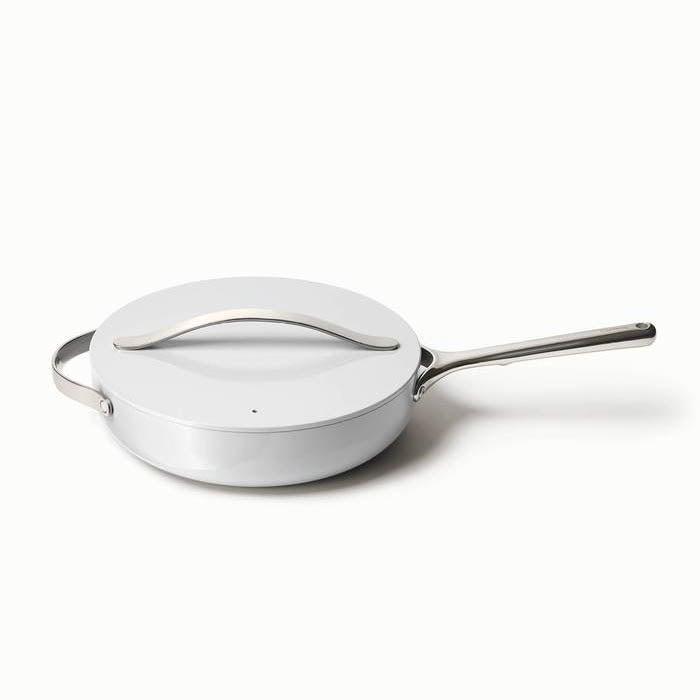 The Best Saute Pans Option Caraway Sauté Pan