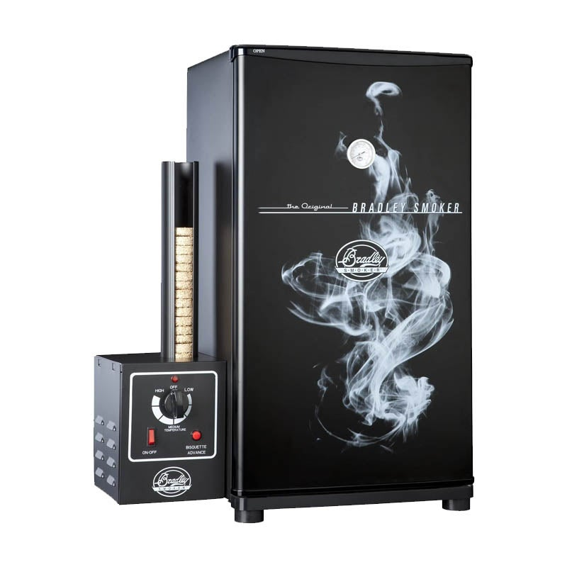 The Best Smoker Option Bradley Smoker BS611 Electric Smoker