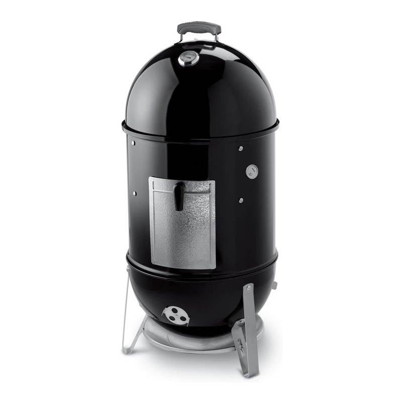 The Best Smoker Option Weber Smokey Mountain Cooker