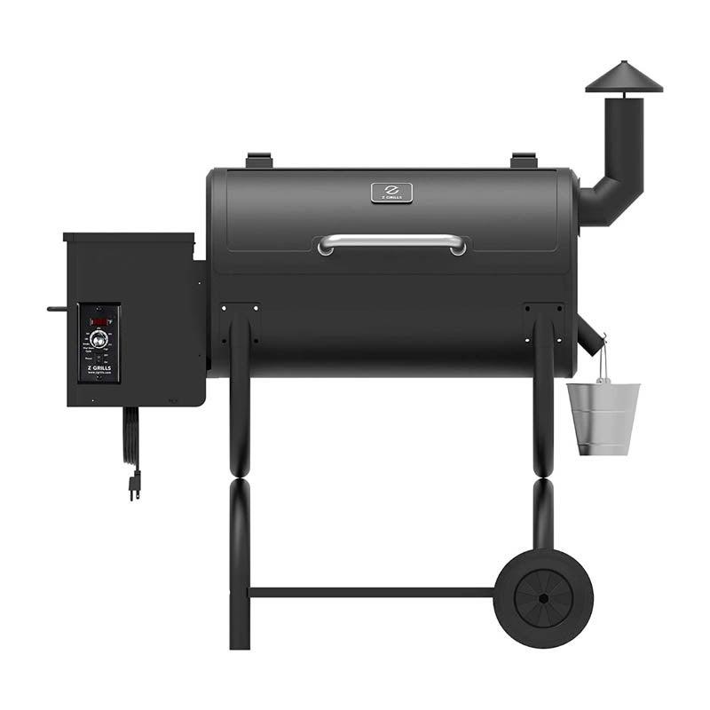 The Best Smoker Option Z Grills ZPG-550B Wood Pellet Grill & Smoker