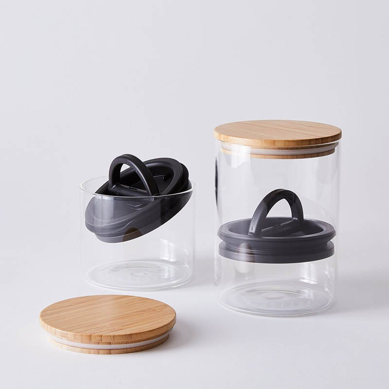The Best Glass Food Storage Container Option Airscape Glass Food Storage Containers
