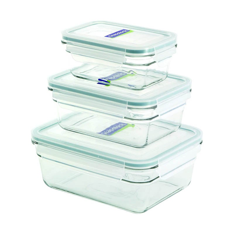The Best Glass Food Storage Container Option Glasslock Container Set