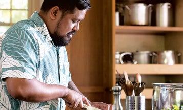 Talking Hawaiian Home Cooking with Sheldon Simeon