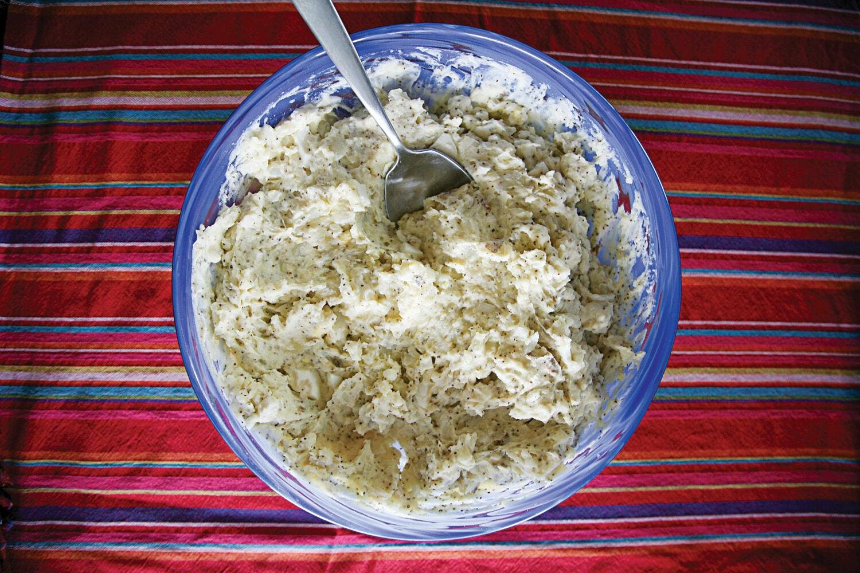 Jude's Perfect Potato Salad