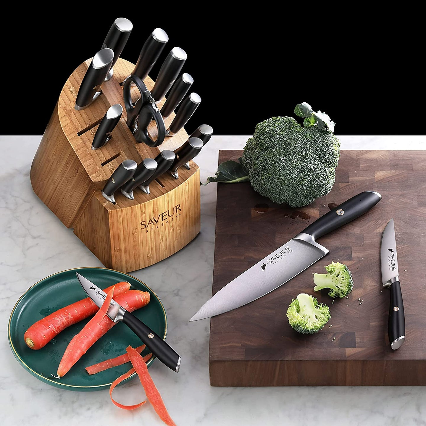 The Best Kitchen Knife Sets for Every Budget