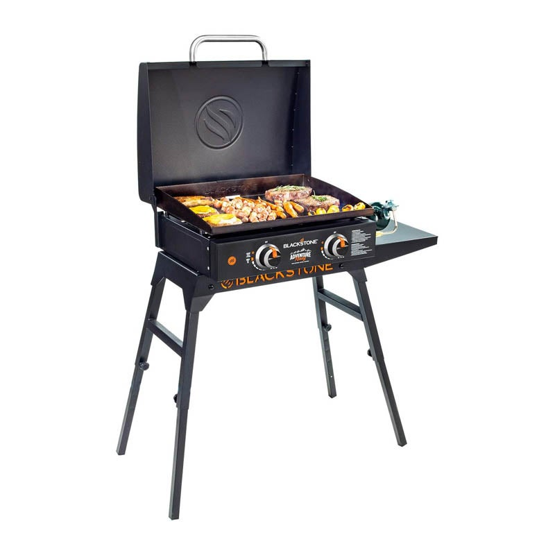 The Best Portable Grills Option Blackstone Adventure Ready Griddle