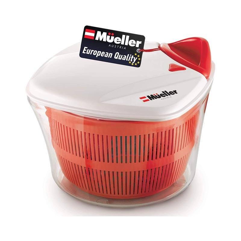 The Best Salad Spinners Option Mueller Large 5L Salad Spinner