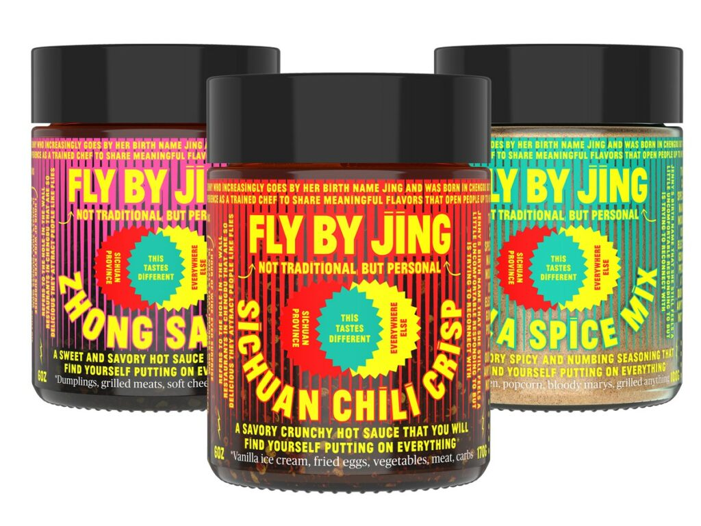 Fly By Jing Triple Threat Condiments
